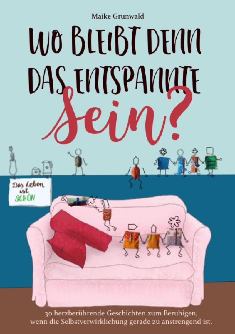 Das Buch der Taschendamen von Maike Grunwald.