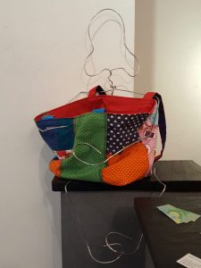 Ausstellung der Taschendamen: Taschendame Hannelore