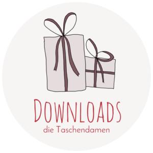 Ein Downloadbereich in der virtuellen Leseecke der Taschendamen
